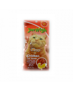 Jer High Cat Snack orJerhigh Jinny Real Chicken Meat 40G