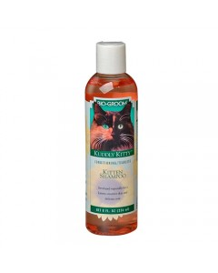 Bio-Groom Kuddly Kitty Tearless Kitten Shampoo-236ml