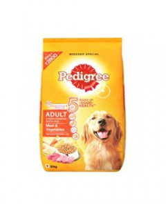 Pedigree Adult Meat and Veg, 20 kg