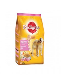 Pedigree Puppy Chicken and Milk, 1.2 kg