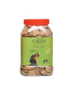 Petdig Delights Cheese With Multigrain Dog Biscuits - 820 gm