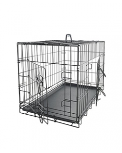 Steel Fold Cage (Length 36 Inches) Medium & Large Breed