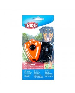 Trixie Clickers with spiral wrist loop