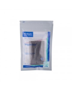 Virbac VeggieDent Chews For Dogs Under 10 kg (56g)